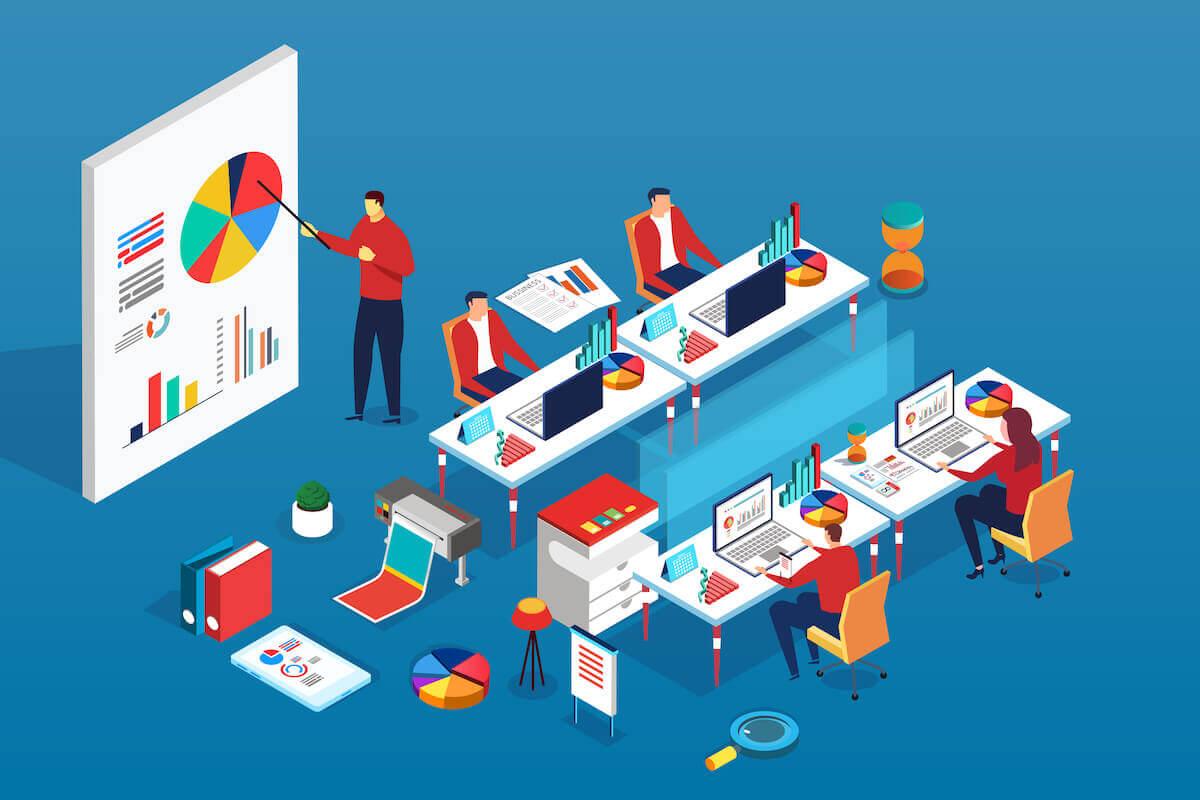 マーケティング予算配分の適切な考え方とは?成功事例や2021年以降の動向を解説