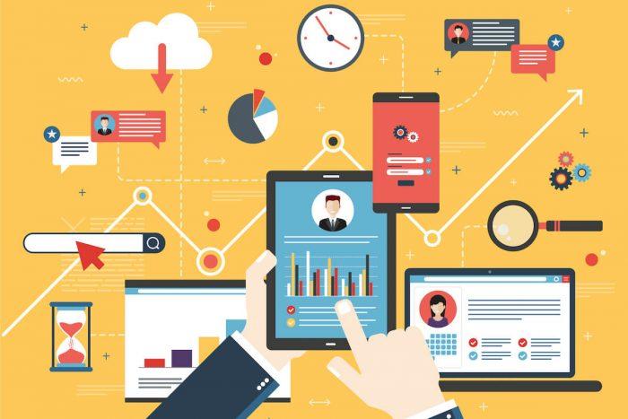事例から学ぶデジタルマーケティング!成功に導く5つの法則とは