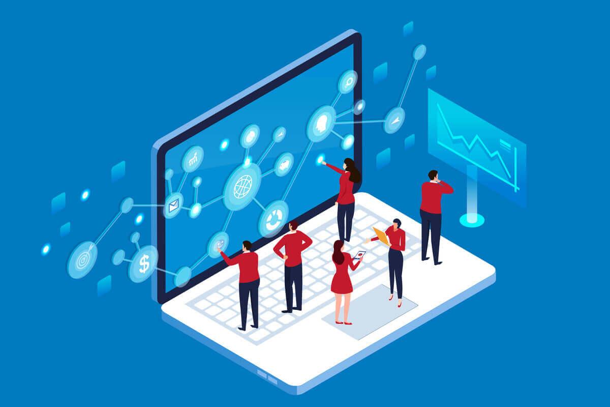 事業に活かすデータ戦略の考え方!活用成功事例やプロセスを解説